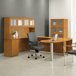 Clever Desk | Direktionstische | National Office Furniture