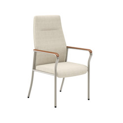 Confide Guest Patient Chair | Sillas de visita | National Office Furniture
