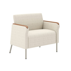 Confide Bariatric Lounge | Lounge chairs | National Office Furniture