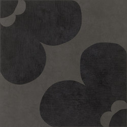 Tangle | Fiore Mio Grey | Floor tiles | Ornamenta