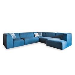 Concept 1010 Sofa | Divani lounge | Neue Wiener Werkstätte