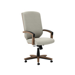 Eloquence High Back | Sillas ejecutivas | National Office Furniture