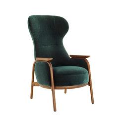 Vuelta Hochlehner | Lounge chairs | Wittmann