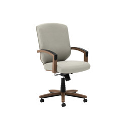 Eloquence Mid Back | Arbeitsdrehstühle | National Office Furniture