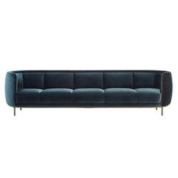 Vuelta Sofa 311 | Lounge sofas | Wittmann