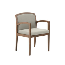 Eloquence Guest Fully Upholstered Back | Chaises d'attente | National Office Furniture