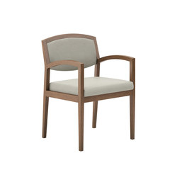 Eloquence Guest Half Upholstered Back | Chaises d'attente | National Office Furniture