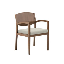Eloquence Guest Wood Back | Chaises d'attente | National Office Furniture