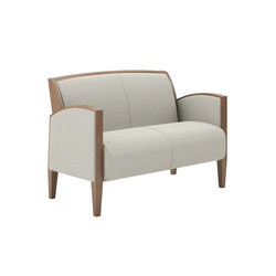 Eloquence Two Seat Lounge | Loungesofas | National Office Furniture