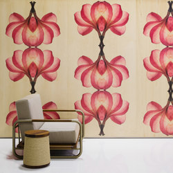 Infused veneer panel | Paneles murales | B+N Industries