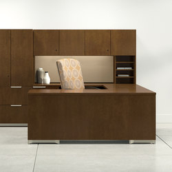 Epic Desk | Bureaux de direction | National Office Furniture