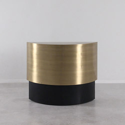 Jules Deco Brass Console | Console tables | Pfeifer Studio