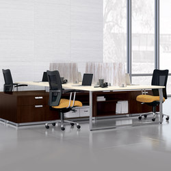 Epic Desk | Systèmes de tables de bureau | National Office Furniture