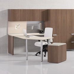 Epic Desk | Bureaux individuels | National Office Furniture