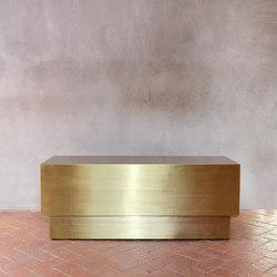 Latón Brass Cocktail Table | Lounge tables | Pfeifer Studio