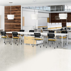 Epic Table | Meeting room tables | National Office Furniture