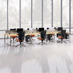 Epicenter Partitions and Desk Systems | Power / connectivity modules | National Office Furniture