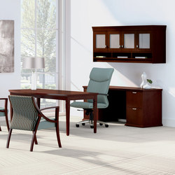 Escalade Desk | Executive desks | National Office Furniture