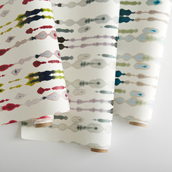 Shibori Series - Shibori Stripe Wall | Tejidos decorativos | Designtex