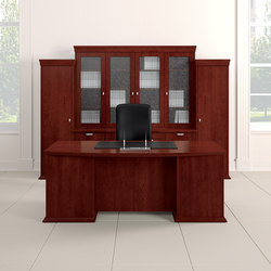 Escalade Desk | Bureaux de direction | National Office Furniture