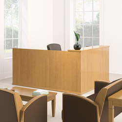 Escalade Desk | Reception desks | National Office Furniture