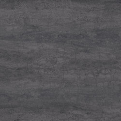 Cava - Pietra di Savoia Antracite Bocciardata | Tiles | Laminam