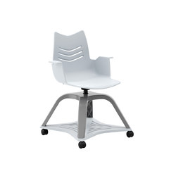 Essay Student Chair | Sillas para aulas / escuelas | National Office Furniture