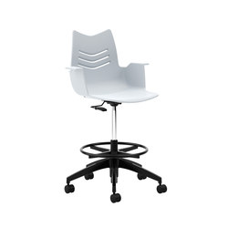 Essay Task Chair | Sedie da bancone | National Office Furniture