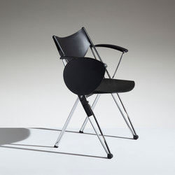 Conpasso fixed chair | Multipurpose chairs | Lamm