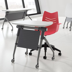 Fold Concave Top | Tavoli multiuso | National Office Furniture