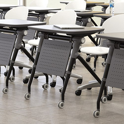 Fold Concave Top | Tables polyvalentes | National Office Furniture