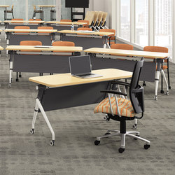 Fold Rectangle Top | Tables polyvalentes | National Office Furniture