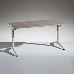Flip tilting table | Mesas contract | Lamm
