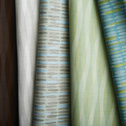 Check-Up Collection - Current and Leap | Fabrics | Designtex