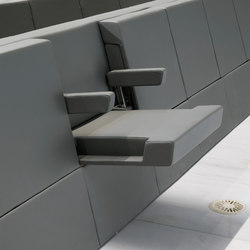 Genya | Auditorium seating | Lamm