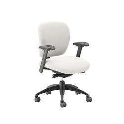 Fuel Low Back Adjustable Arms   Arbeitsdrehstühle   National Office Furniture