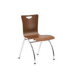 Jewel Armless Stacking Chair | Visitors chairs / Side chairs | National Office Furniture