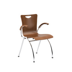 Jewel Stacking Chair | Visitors chairs / Side chairs | National Office Furniture