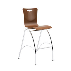 Jewel Armless Stool | Barstools | National Office Furniture