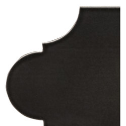 Update Black Plain | UP1813BLKP | Carrelage | Ornamenta
