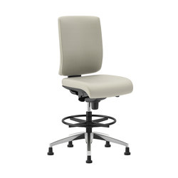 Lavoro Seating | Sillas de trabajo altas | National Office Furniture
