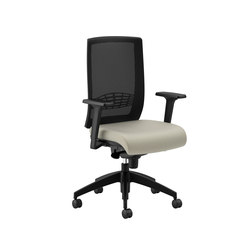 Lavoro Mesh Back Nylon Base | Task chairs | National Office Furniture