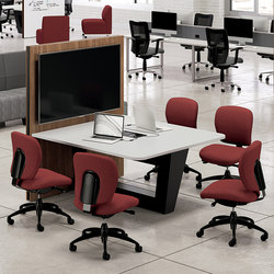 Mio Collaborative Table | Multimedia conference tables | National Office Furniture