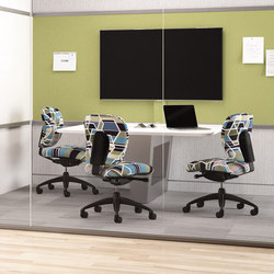 Mio Collaborative Table | Mesas de conferencia multimedia | National Office Furniture