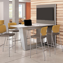 Mio Collaborative Table | Tables multimédia pour conferences | National Office Furniture