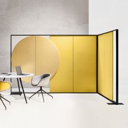 Parentesit Freestanding | Privacy screen | Arper