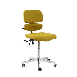 VL15 | low back | Chaises de bureau | Vermund