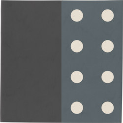 80s Block Cool | 80S2020BC | Piastrelle/mattonelle per pavimenti | Ornamenta