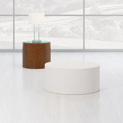 Myriad Cylinder Style Occasional Tables | Side tables | National Office Furniture