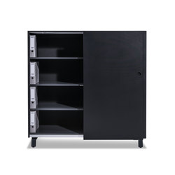 Sliding-door cabinet | Armadi ufficio | Westermann